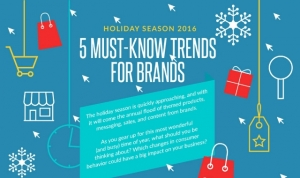 5 Must-Know Trends for Brands [Infographic]